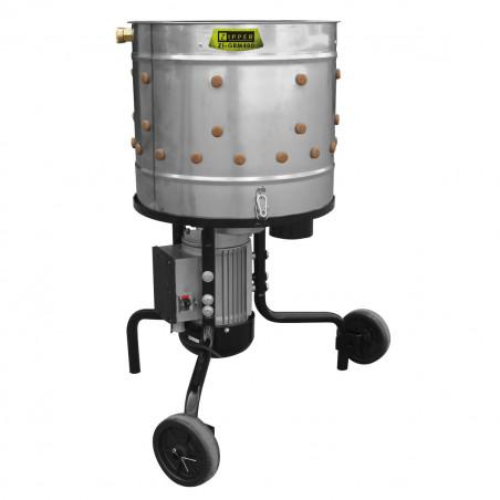 ZIPPER Plumeuse à Volailles rotative 550W ZI-GRM400