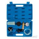 Silverline Pompe à vide et outils de purge pour systèmes de freinage et d'embrayage, 16 pcs