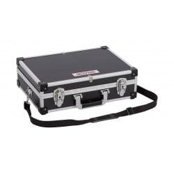 KREATOR Coffret Alu 420x300x125mm Noir KRT640101B