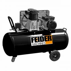 FEIDER Compresseur à courroie 200L 3hp FC200L