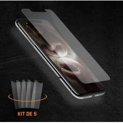 Energizer 5 Ecrans de protection en verre trempé SP2IP61X5M pour Iphone XR
