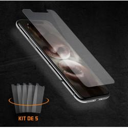 Energizer 5 Ecrans de protection en verre trempé SP2IP65X5M pour Iphone XS MAX