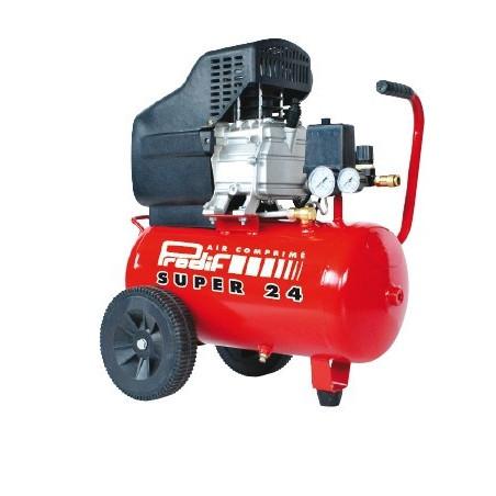 PRODIF Compresseur coaxial 24l sans huile 1.5 cv 592sh