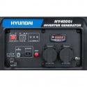 HYUNDAI Groupe électrogène Inverter 3800W HY4000I