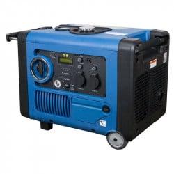 HYUNDAI Groupe électrogène Insonorisé Inverter déma élec 4000W HY4000SEI EFI