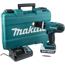 Pack visseuse perceuse MAKITA HP457DW 18V li-ion 1 x 1,5Ah G-series