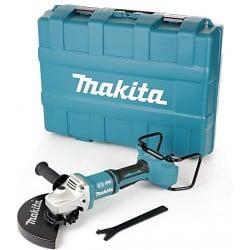 Makita DGA900ZJ 18V Twin LXT Brushless 230mm meuleuse d'angles avec coffret 18 V