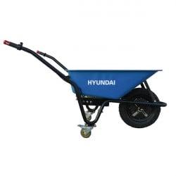 HYUNDAI Brouette Electrique 24V Charge Max 150Kg HBRE24V