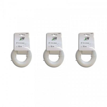 Fil nylon 2,4 mm - Rond FNY083PACK