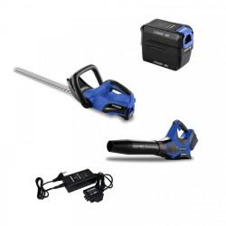 Taille-haie sans fil 36 V 4 Ah 55 cm - Nombre de batterie(s) 1 HSTHE36V-4A-C