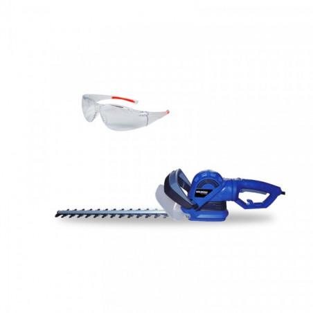 Taille-haie électrique 680 W 2.4 cm - Poignée arrière rotative à 180° HTHE68E-AC