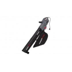 POWERPLUS Aspirateur souffleur broyeur électrique 3200W POWEG9012