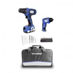 HYUNDAI Pack d'outils 14 V 40 Nm HPP145T
