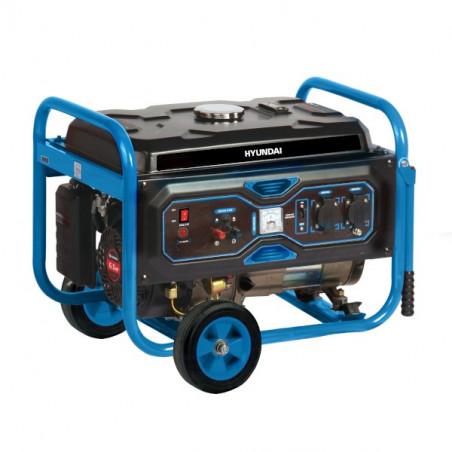 HYUNDAI Groupe Electrogène 3000W HG3600-B régulation AVR sécurité huile