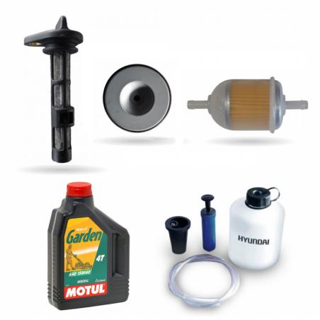 Kit d'entretien complet pour groupe électrogène Hyundai Diesel