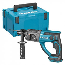 MAKITA Perfo-burineur SDS-Plus 18 V Li-Ion 20 mm (sans Batterie) DHR202ZJ