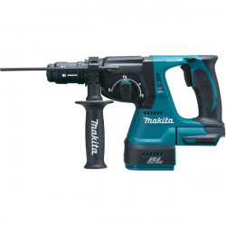 MAKITA Perforateur Burineur SDS-Plus 18 V Li-Ion 24 mm (Produit seul sans Batterie) DHR243ZJ