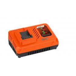 POWERPLUS chargeur pour Batteries Varo 20V -40V 4A POWDP9051