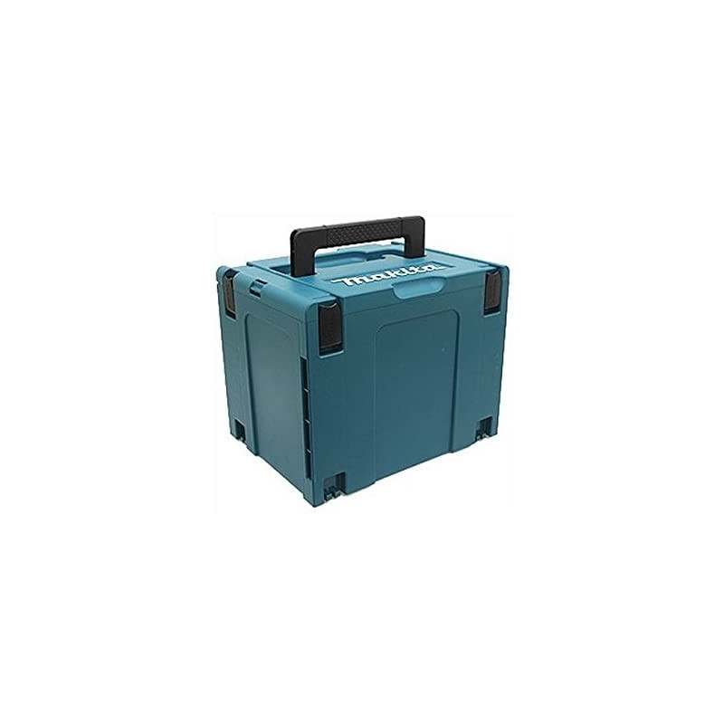 MAKITA Coffret MAKPAC Empilable Taille 4 - 821552-6 (boite seule)