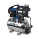 RE-USED Surpresseur 1300 W 24 L 4500 L/h - Moteur induction XHBP1300 reconditionné