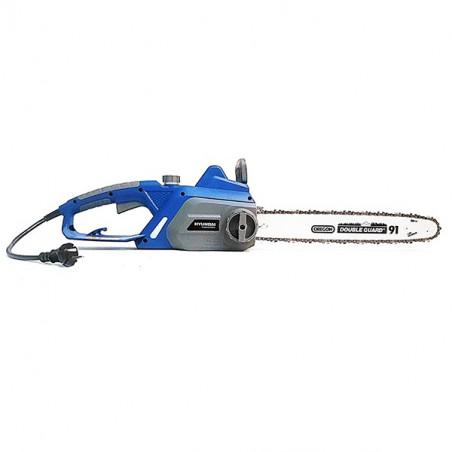 RE-USED Tronçonneuse électrique 2200 W 46 cm - Guide et chaîne Oregon XHTRE2240-1 reconditionnée