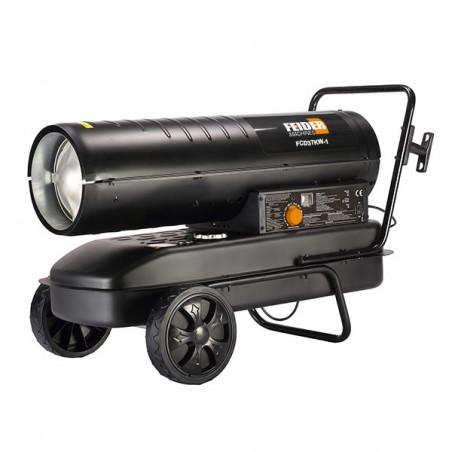 FEIDER Chauffage diesel 37000 W 125000 Btu 700 m³/h 295 m² FCD37KW-1