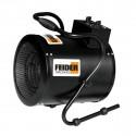 FEIDER Chauffage électrique 3000 W 280 m³/h 40 m² - Thermostat ajustable FCE3000W-1