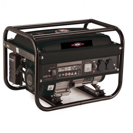 RACING Groupe électrogène essence de chantier 3000 W 2600 W - Système AVR RAC3100-FR
