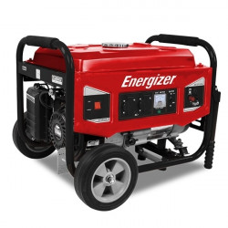 ENERGIZER Groupe électrogène essence de chantier 5500 W 5000 W - Système AVR EZG6000