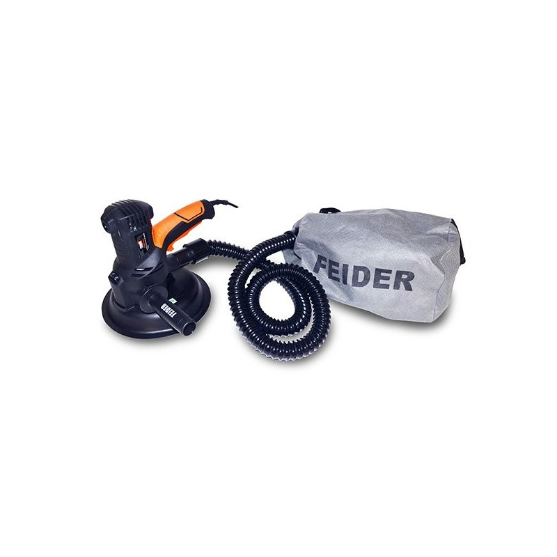 FEIDER Ponceuse plâtre 710 W 180 mm FPEP710-3