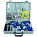 HYUNDAI Kit 6 outils pneumatique - 48 Accessoires H48M