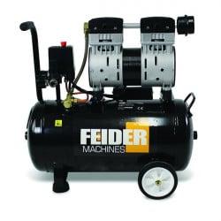 FEIDER Compresseur 24 L 8 bar 1 hp 125 L/min FC24LS