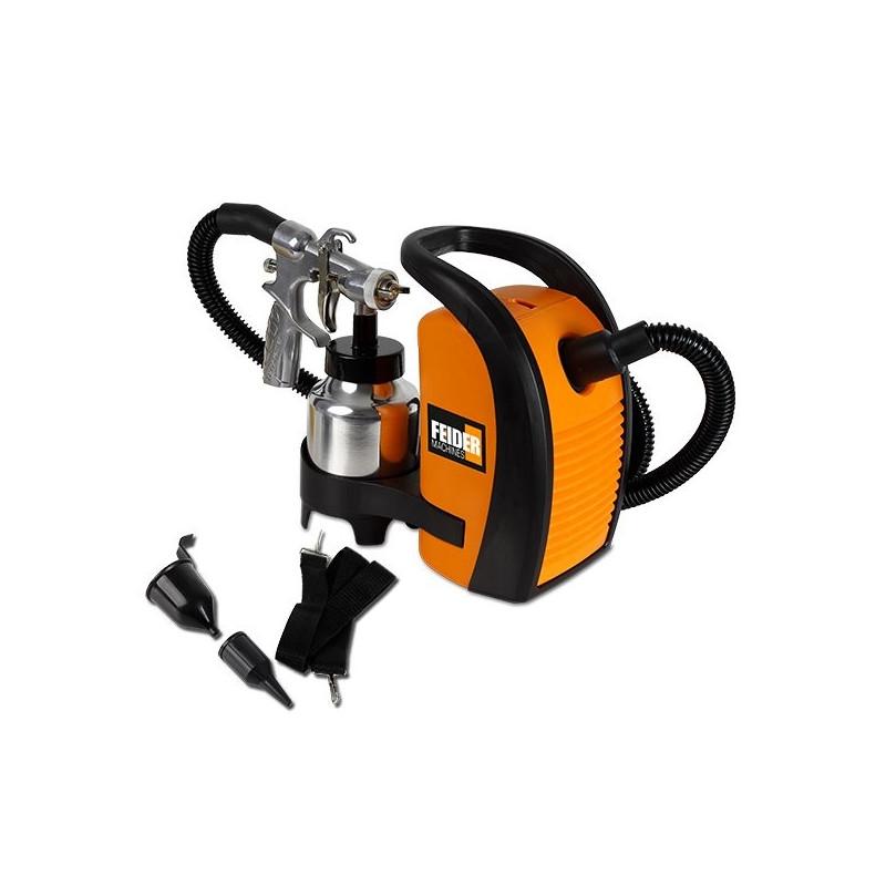 FEIDER Station de peinture HVLP 650 W 550 ml/min FSP600W