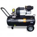 FEIDER Compresseur 100 L 8 bar 3 hp 369 L/min FC100L-A