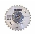 FEIDER Lame pour scie double FDL185-CB