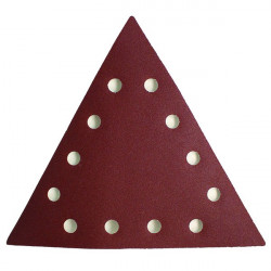 FEIDER Abrasif triangulaire pour ponceuse ABT150