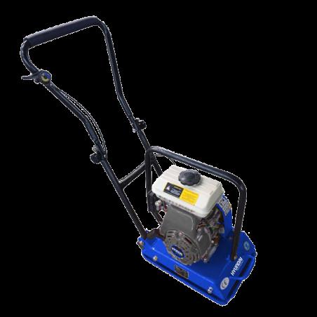 HYUNDAI Plaque vibrante 97 cm³ 3 hp 1.2 Km/h - Fréquence de vibration 5300 HCOMP100-1