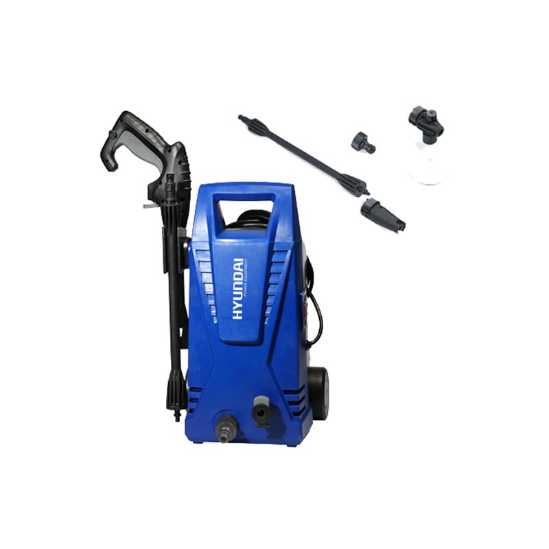 HYUNDAI Nettoyeur haute-pression électrique 1500 W 105 bar 390 L/h HNHP1500-105