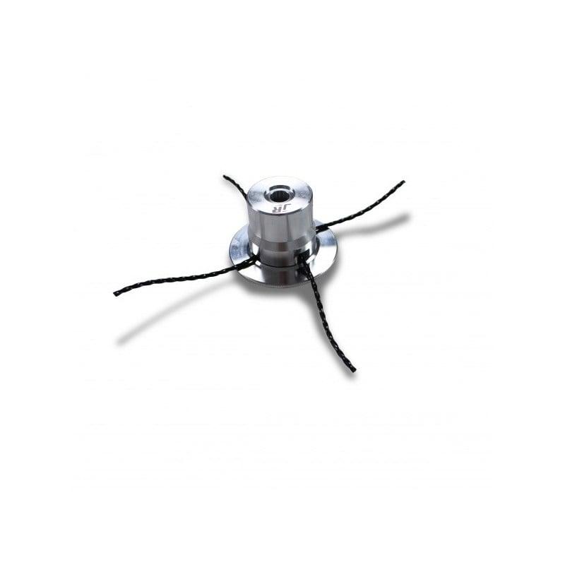 JR Têtes fil nylon - Tête aluminium 3.3 à 4.7 mm - Universel TFN012