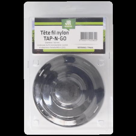 JR Têtes fil nylon - Tap and Go 2.4 mm TFN005