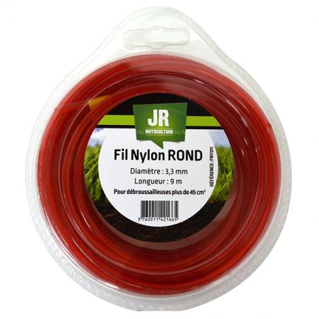 JR Fil nylon 3.3 mm - Rond FNY011