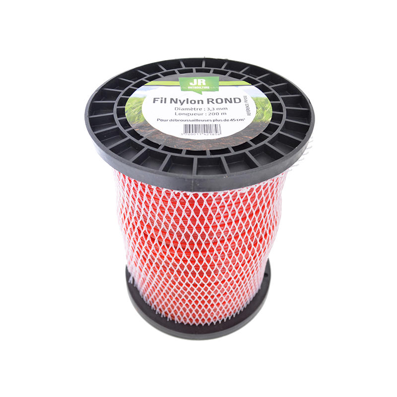 JR Fil nylon 3.3 mm - Rond FNY030