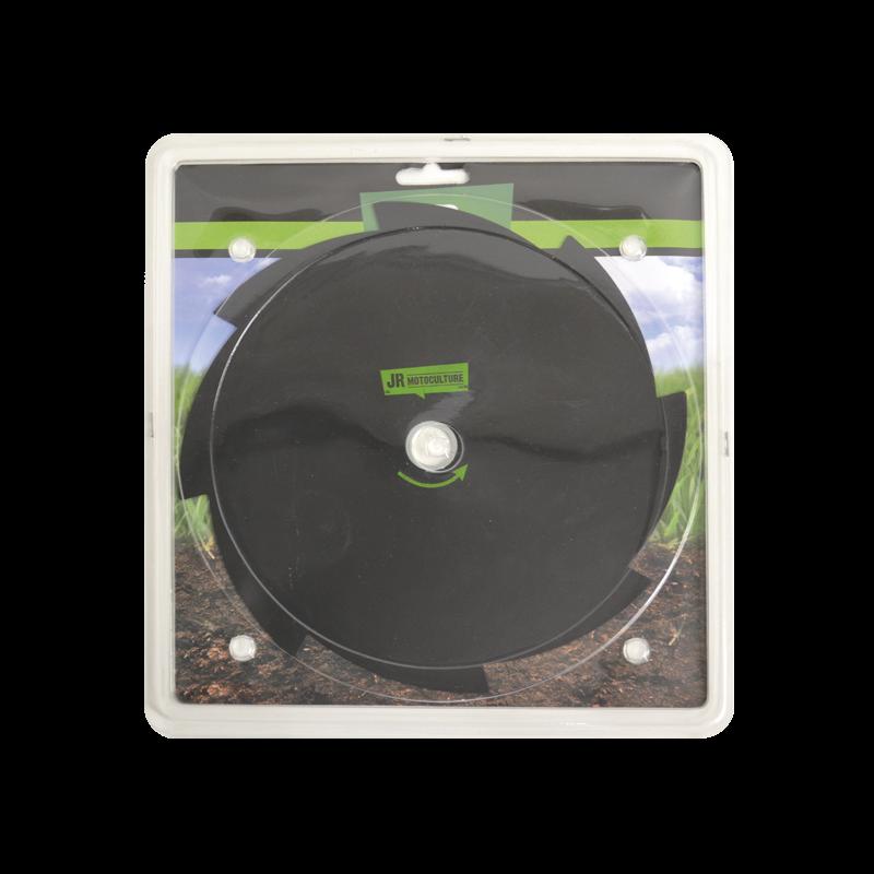 JR Disques de débroussailleuses 255 mm 1.8 mm - Disque (dents) 8 DDS013