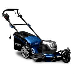 HYUNDAI Tondeuse électrique 1800 W 51 cm - auto-tractée - 3 roues HTDE511RP
