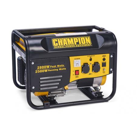 CHAMPION Groupe électrogène 2800W AVR CPG3500EU