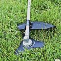 HYUNDAI Débroussailleuse électrique 1400W 25.5 cm Lame 3 dents HDCBE1400
