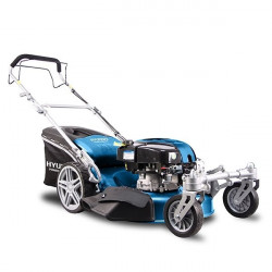 HYUNDAI Tondeuse thermique 161 cm³ 56 cm auto-tractée HTDT562BSRP