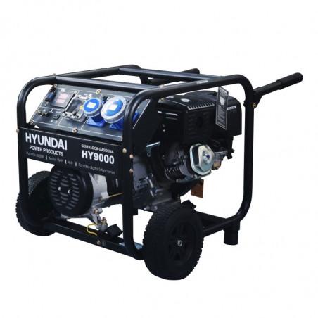 HYUNDAI Groupe électrogène de chantier 6500W - HY9000