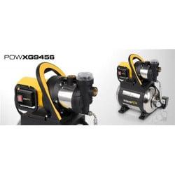 POWERPLUS Groupe de surpression inox 1200 watts 25 litres - POWXG9456