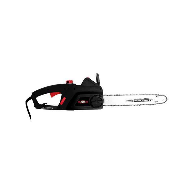 RACING Tronçonneuse électrique 2000W 35 cm RAC2035ECS - Guide et chaîne OREGON Graissage de chaine automatique
